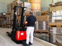 İstif makineleri sektöründen ihracat atağı