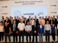 Kordsa, İzmit fabrikasına 100 milyon TL daha yatırım yaptı