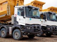 Güvensoy, madenlerde Renault Trucks K serisiyle yürüyecek