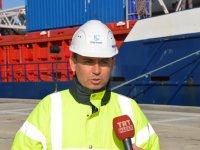 IC Karasu Limanı'ndan Ro-Ro seferleri başlıyor