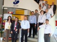 TREDER'de yeni yönetim ilk ziyaretini Varroc'a yaptı