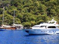 Yunanistan'dan Türk teknelerine 'ticari faaliyet' cezası