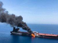 Türkiye iki tankere yönelik saldırıyı kınadı