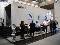 TIRSAN, yeni Swap Body aracını Münih'te tanıttı