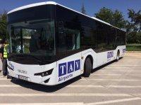 Anadolu Isuzu'nun Citiport'u Makedonya yollarında