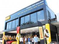 Pirelli, İzmir'de yüksek teknolojili Yüksel Rot ile hizmet verecek