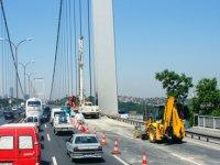 Kötü haber: FSM'de 4 şerit trafiğe kapatılıyor