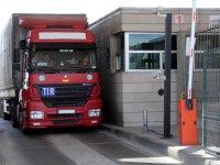 Türk TIR'larının ihraç yükü taşıma sayıları %9 arttı