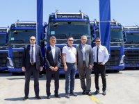 Köknar Uluslararası Taşımacılık'a Volvo gücü geldi