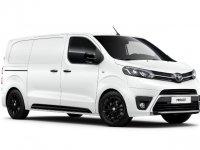 Toyota, hafif ticaride dengeleri değiştirecek