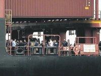 JP Morgan'a ait gemide 20 ton kokain yakalandı.