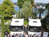Mercedes'ten Enco'ya 50 adetlik Actros teslimatı