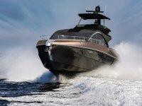 Lexus'un lüks teknesi LY 650, denize iniyor