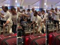 """Yeni Havalimanı'nda """"bavulum nerede?"""" isyanı"""