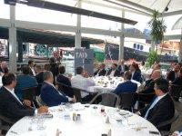 Sektör temsilcileri TAİD organizasyonunda buluştu