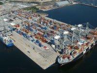 DP World Yarımca Limanı demiryolu ağına bağlandı