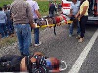 TIR ve minibüs çarpıştı: Katliam gibi kazada 6 ölü var