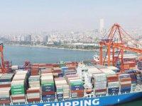 Mersin Limanı'nda  büyük düşüş!