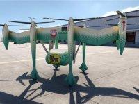 insansız kargo hava aracı testi geçti
