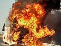 """""""Otobüs yangınlarının nedeni yazılıma müdahale"""""""