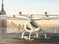 Uçan taksi, 3 yıl sonra yolcu taşımaya başlayacak
