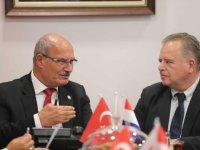 Hırvatistan'dan lojistik iş birliği önerisi