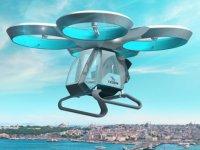Bizim drone yük de, insan da taşıyacak