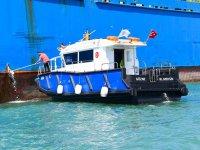Mersin'de 12 gemiye 14.5 milyon TL ceza kesildi