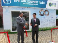 Sıfır atık projesini hayata geçiren ilk liman Kumport