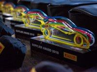 Pirelli, 10 tedarikçiden 9'unu ödüllendirdi