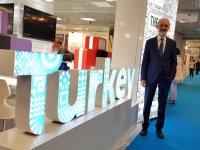 """""""ABD'de Türk lojistik merkezine ihtiyacımız var"""""""