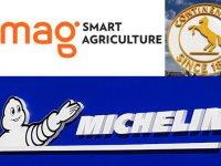 Michelin'den, 'Sürdürülebilirlik' için Continental ve Smag ile işbirliği