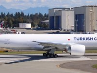 Turkish Cargo filosuna bir B777F daha katılıyor