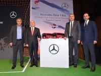 Mercedes, Milli Takım'a desteğini 2023'e kadar uzattı