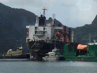ABD, el koyduğu K. Kore kargo gemisini sattı