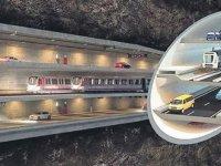 3 katlı tünel ihalesine yoğun yabancı ilgisi