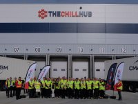 CEVA Logistics inaugurates 'Chill Hub' at London Gateway