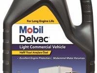 Hafif ticariye özel Mobil Delvac