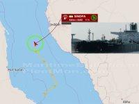 İran tankerine S. Arabistan'dan roket atıldı
