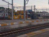 Köseköy'de trenler perona giremiyor