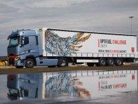 """25 Renault Trucks sürücüsü """"en az yakıt tüketimi"""" için yarışacak"""