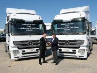 Truckstore'dan Toksuzlar Transport'a 30 çekici