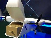 Çin'de drone'la kargo teslimatı dönemi başladı