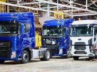 Ford Otosan, Eskişehir'i kamyon üretiminin merkezi yaptı