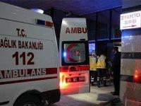 İşçi servisi kamyonla çarpıştı! 26 yaralı