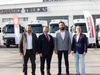 Mutlular Transport, filosuna 10 Renault Trucks çekici daha kattı