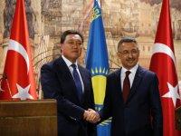 Türkiye ve Kazakistan ortak lojistik merkezler kuracak