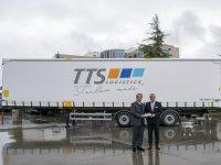 TTS Lojistik, intermodal taşımacılıkta Tırsan'ı tercih etti