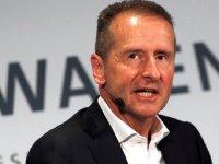 Volkswagen'in CEO'sundan kritik yatırım açıklaması