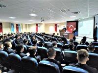 RTEÜ Turgut Kıran Denizcilik Fakültesi'nde IX.Kariyer Günleri